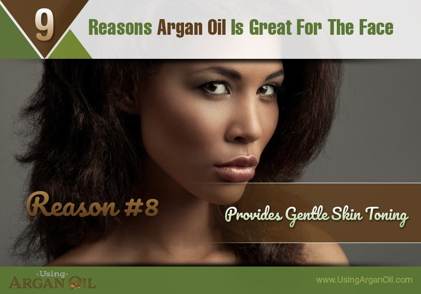 is argan oil good for acne skin