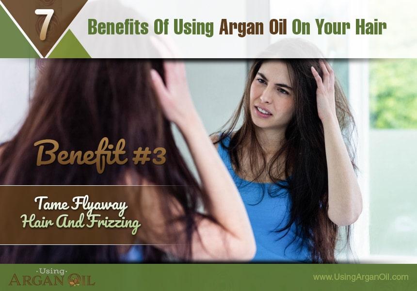 argan oil for hair